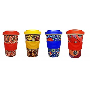 Eco-Friendly Bamboo Reusable Cups