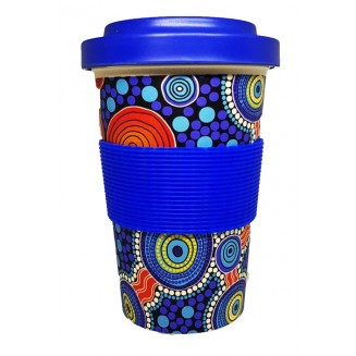hogarth | arts - Eco bamboo Reusable Cup - The Journey
