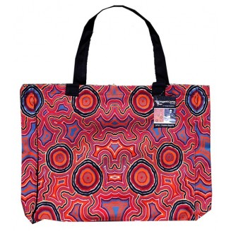 hogarth | arts - Canvas Bag - Pathways 2