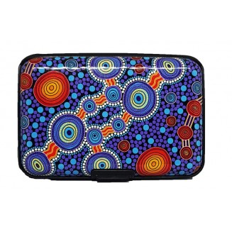 hogarth | arts -  Credit Card Case with RFID Blocking - The Journey