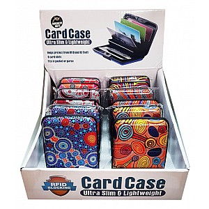 Credit Card Case with RFID Blocking
