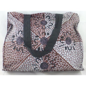 Yijan Aboriginal Art - Canvas Bag - Women - 19