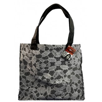 Yijan Aboriginal Art - Canvas Bag - Women -6 BW